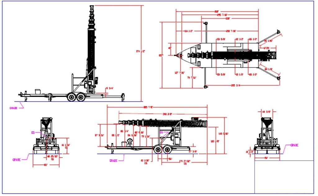 Desain Tower Mobil – Desain Tower Telescopic